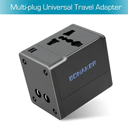 Review Travel Adapter 2 USB