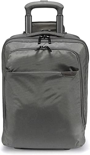 Tucano Work-Out Expanded Trolley Carry On Case, Grey