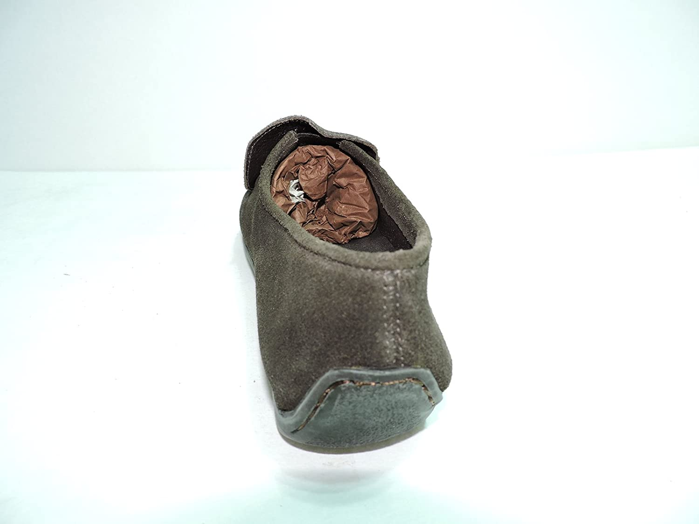 Bernardo Womens Guidabene Suede Brown Chocolate Flat, Moccasin Loafers Size 8 N, AA