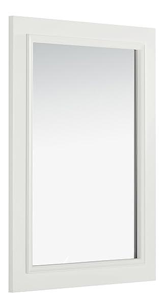 Amazoncom Simpli Home Cambridge Bath Vanity Mirror 22 x 30