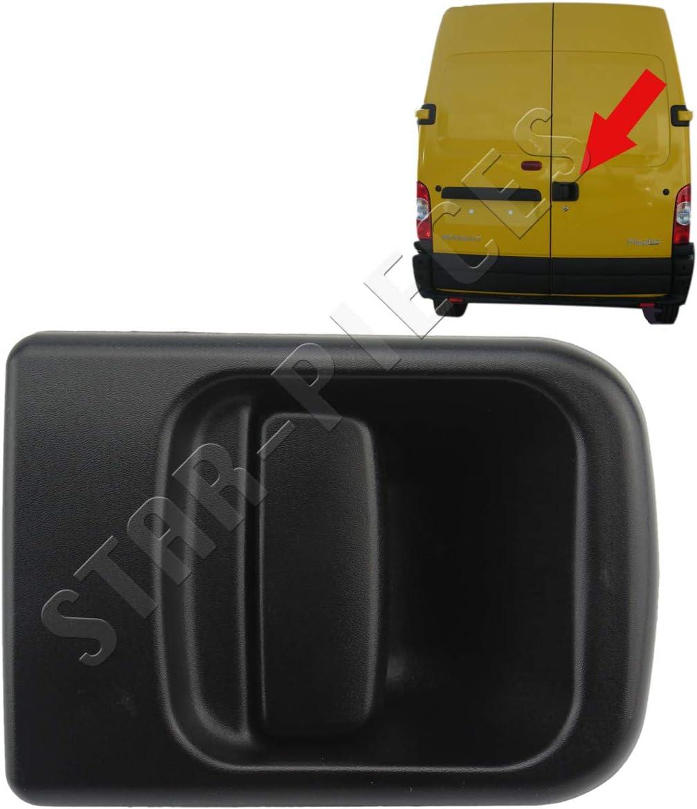 Maneta de puerta batiente trasera para Master 2 Movano A Interstar: Amazon.es: Coche y moto