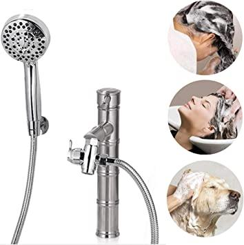 Bathroom Sink Faucet Sprayer Set,Handshower Faucet Rinser Set,Hand Shower Quick Connect Sink Hose Spray Set