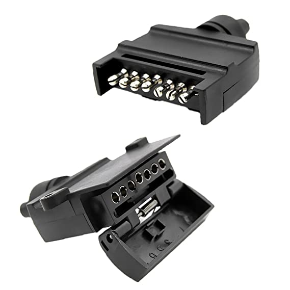 Fannty Pair Car Battery Terminal Converters Post Adaptors Sleeves Set Battery Post Adapters Sleeves 1 x NEG /& 1 x POS