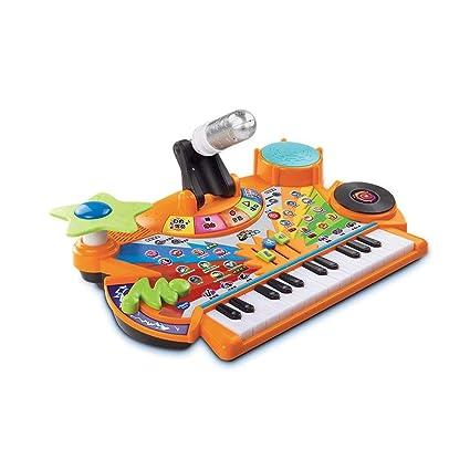 Piano Para Niños Y Hxgl Teclado Juguetes Niñas Música 3A4jRq5L