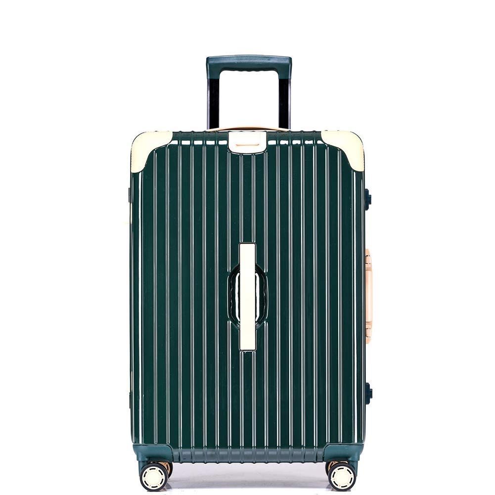 TONGSH 荷物20インチ24インチ荷物軽量軽量スピナートラベルスーツケース、8個のサイレントホイール内蔵TSAロックスピナートロリー (色 : Style A, サイズ さいず : 20 inch) 20 inch Style A B07PM7F8TF