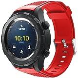 Correas Huawei Watch 2 OverDose Silicagel de repuesto banda suave para Huawei Reloj 9 …