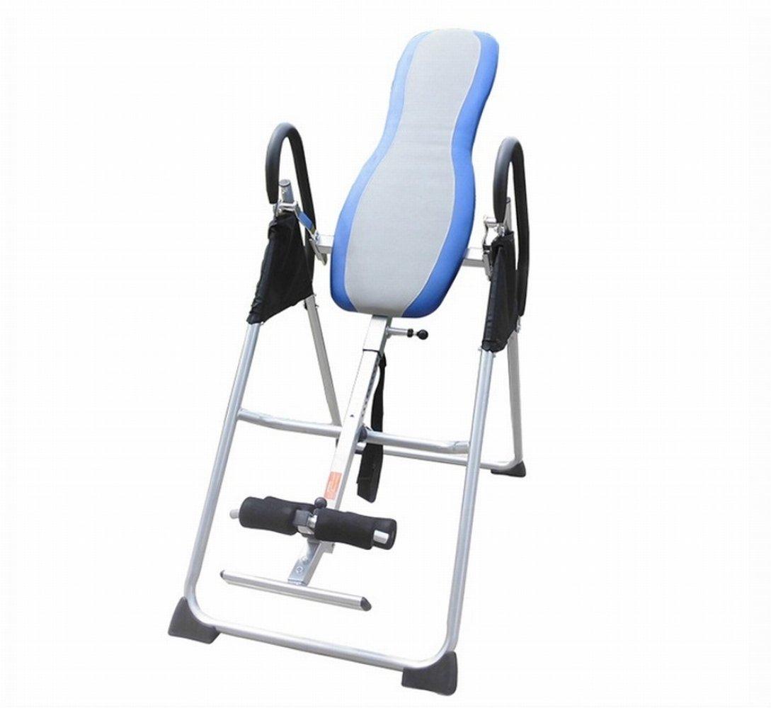 JIA 180 Grad Invertierte Inversionstabelle Home Body Exercise Fitness,Bild,Einheitsgröße