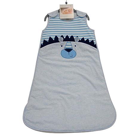 Pitter Patter - Saco de dormir para bebé (2,5 tog, para niños