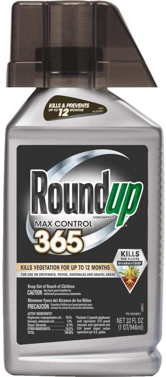 Roundup Concentrate Max Control 365 Vegetation Killer