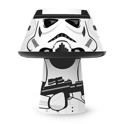 Boyz Toys Star Wars Storm Trooper Stacking Meal Set (Red/Black)