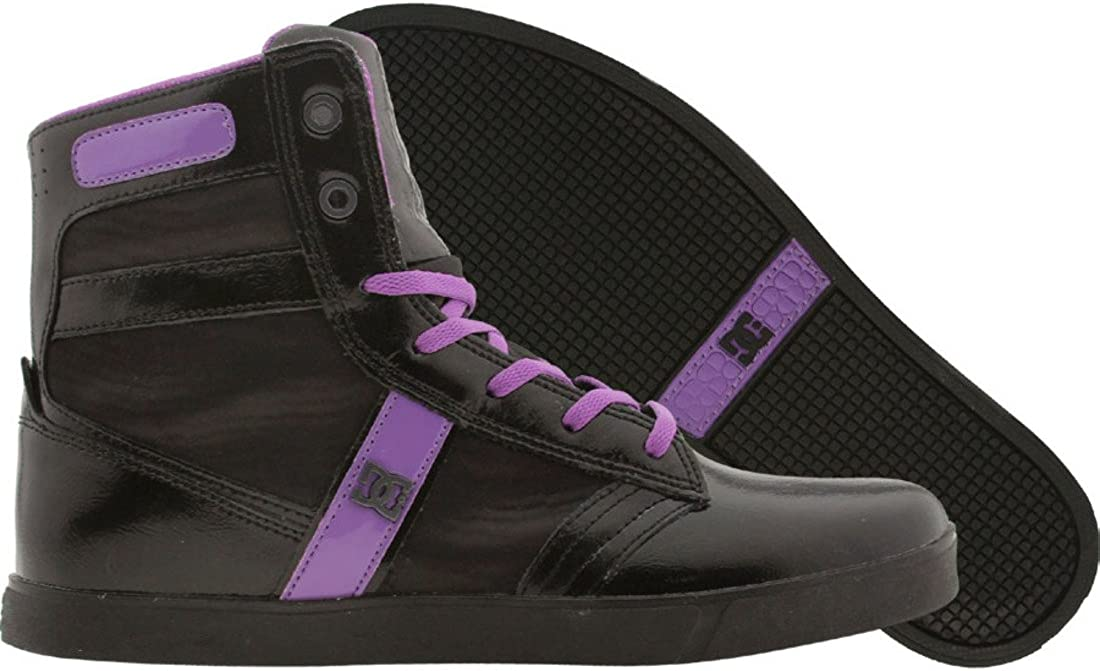 DC Life Collection Womens Admiral (Black/f Purple)
