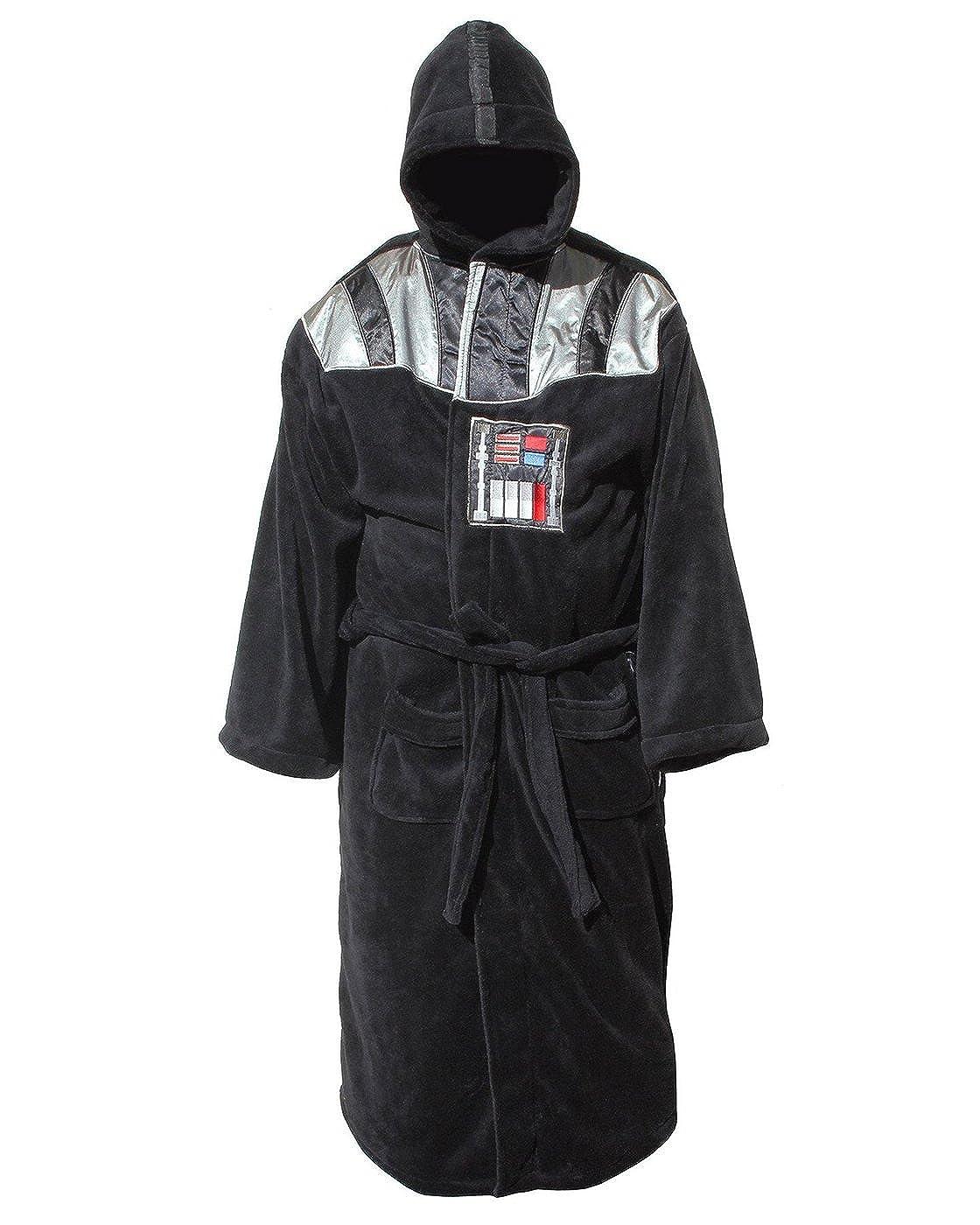 Star Wars Darth Vader Uniform Fleece Bathrobe Robe Factory