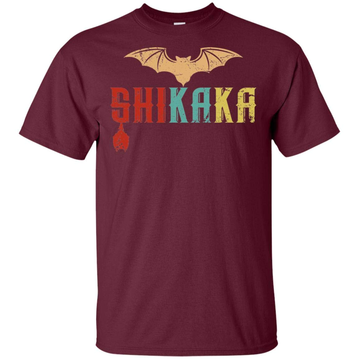 Shikaka Vintage Retro T Shirt