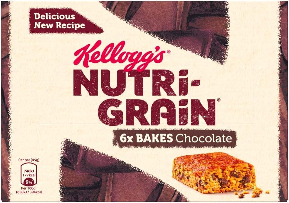 Kelloggs, Barrita de cereal (Almendras y chocolate) - 2 de 4 ...