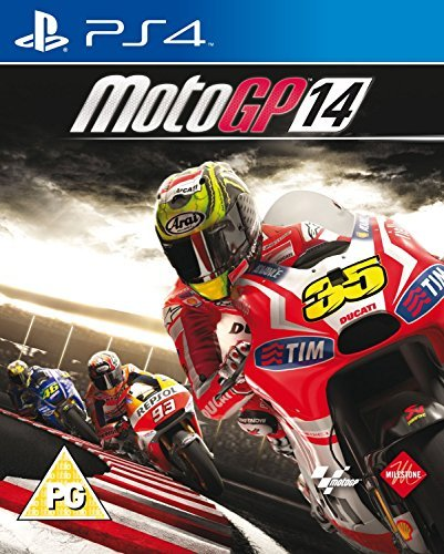 MotoGP 14 (PS4) (UK Import) by PQube by PQube
