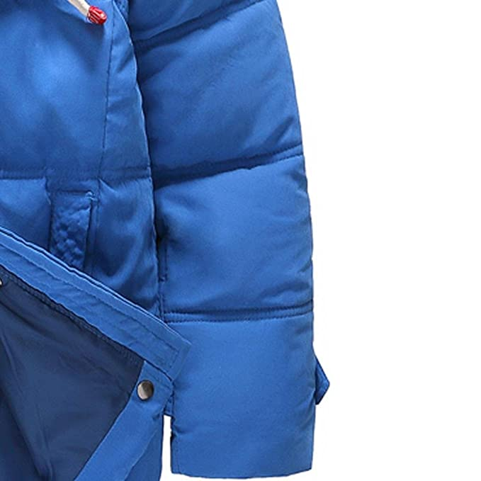 17ddb95bc Vovotrade®Winter Children Boys Warm Coat Cotton Zipper Coat
