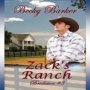 Zack's Ranch Audiobook