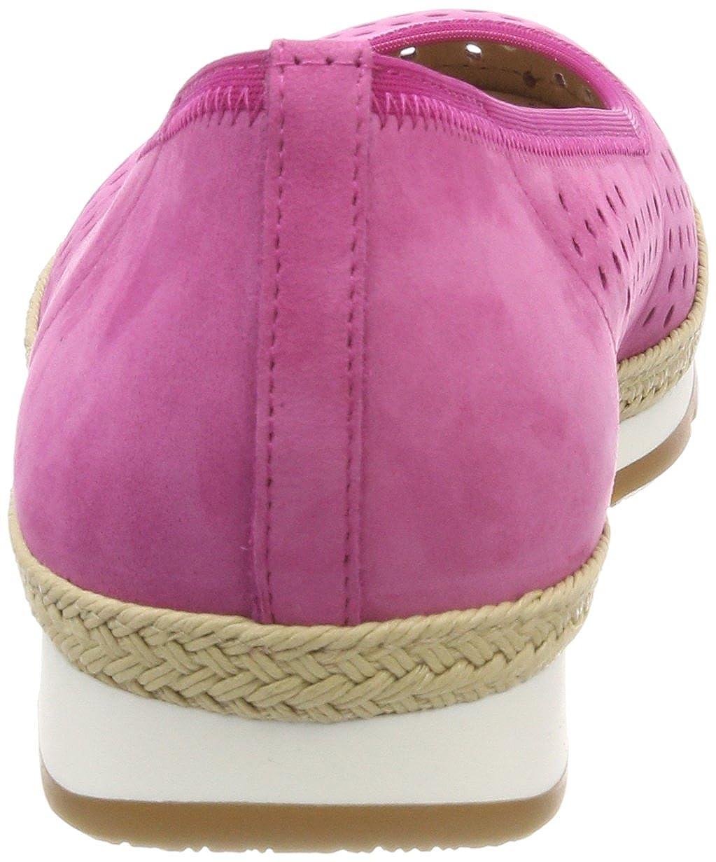 Gabor Damen Comfort Sport Geschlossene Ballerinas Mehrfarbig    0b6efa