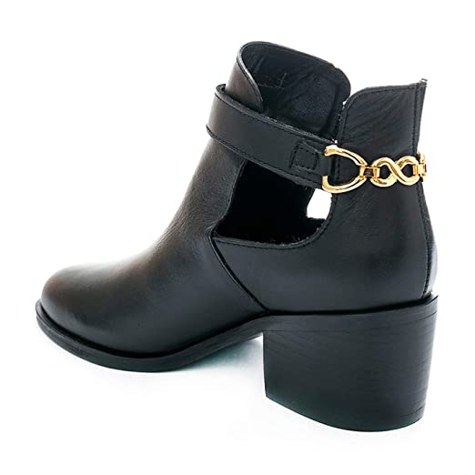 Amazon.com: VELEZ Women Genuine Colombian Leather Ankle Boots | Botas de Cuero Colombiano para Mujer: Clothing