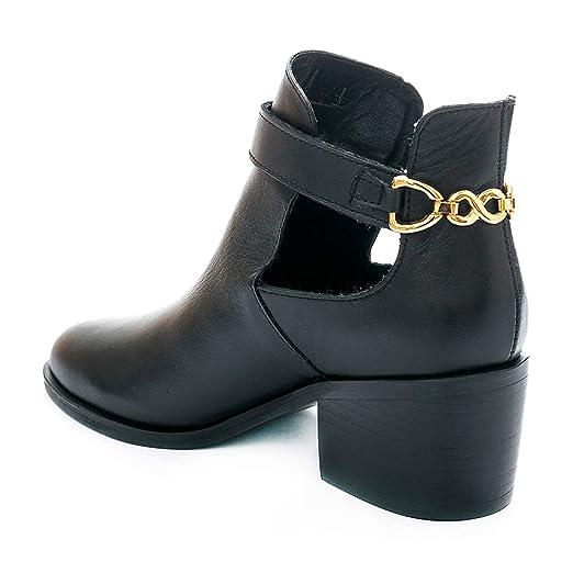 Amazon.com: VELEZ Women Genuine Colombian Leather Ankle Boots | Botas de Cuero Colombianas: Shoes