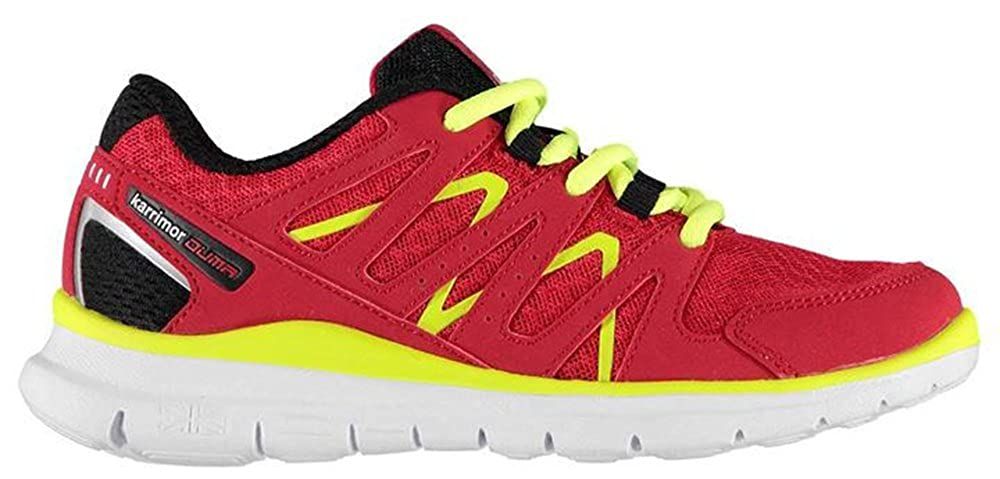 Kids Boys Lace Up Duma Running Trainers Footwear