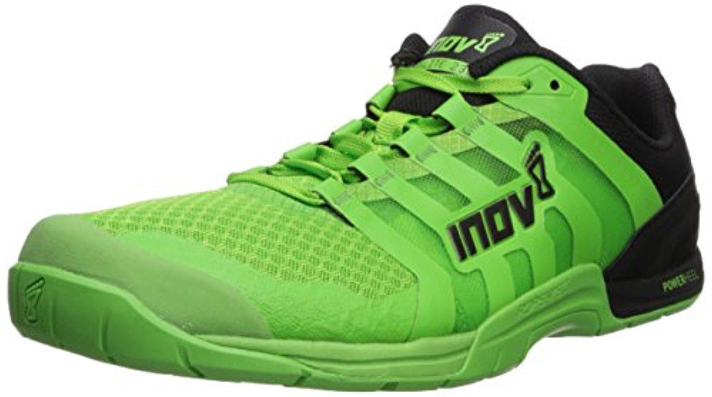 Inov8 Men's F-Lite 235 V2 Cross-Trainer Shoes & Performance Headband Bundle B079448H5T 8.5 D(M) US Green / Black