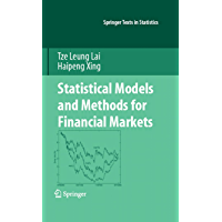 Statistical Models and Methods for Financial Markets (Springer Texts in Statistics)