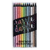OOLY, Razzle Dazzle Colored Pencils, Set of 12 (128-104)