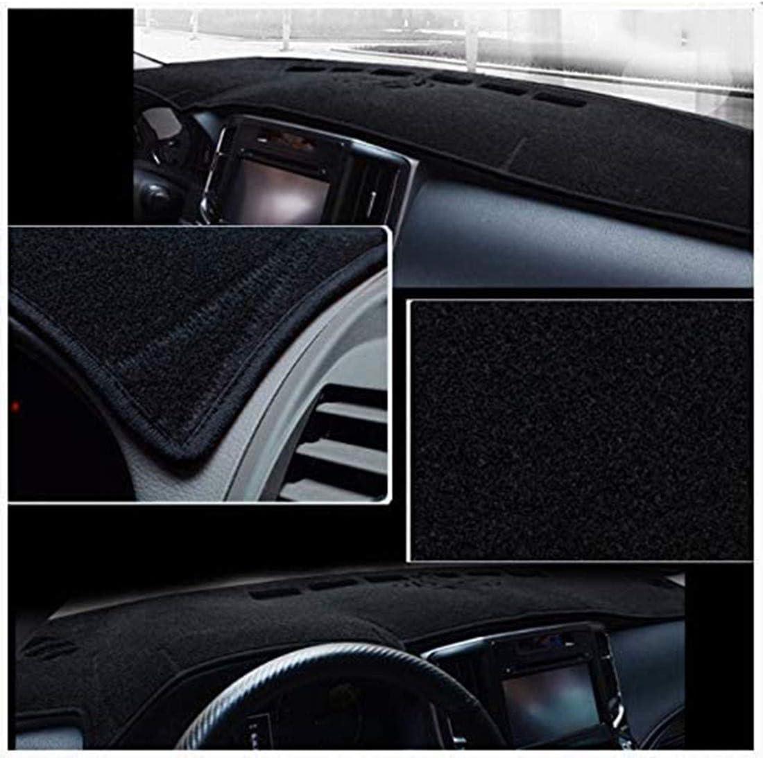 Armaturenbrett Sonnenschutz Anti-Uv Teppich QWASZX Auto Armaturenbrett Sonnenschutzmatte F/ür Toyota FJ Cruiser 2006~2018 GSJ10