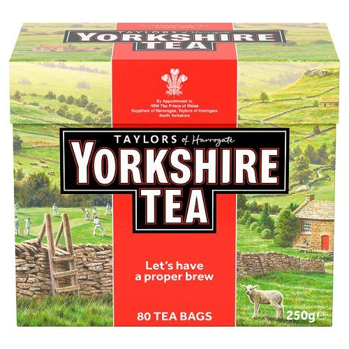 Yorkshire Red loose 8 8oz Foil product image