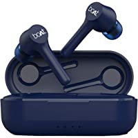 boAt Airdopes 281 Twin Wireless Ear-Buds (Furious Blue)