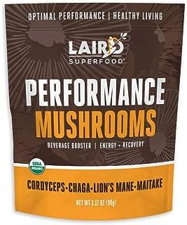 product image for LAIRD SUPERFOOD Performance Mushroom Blend, 3.17 OZ
