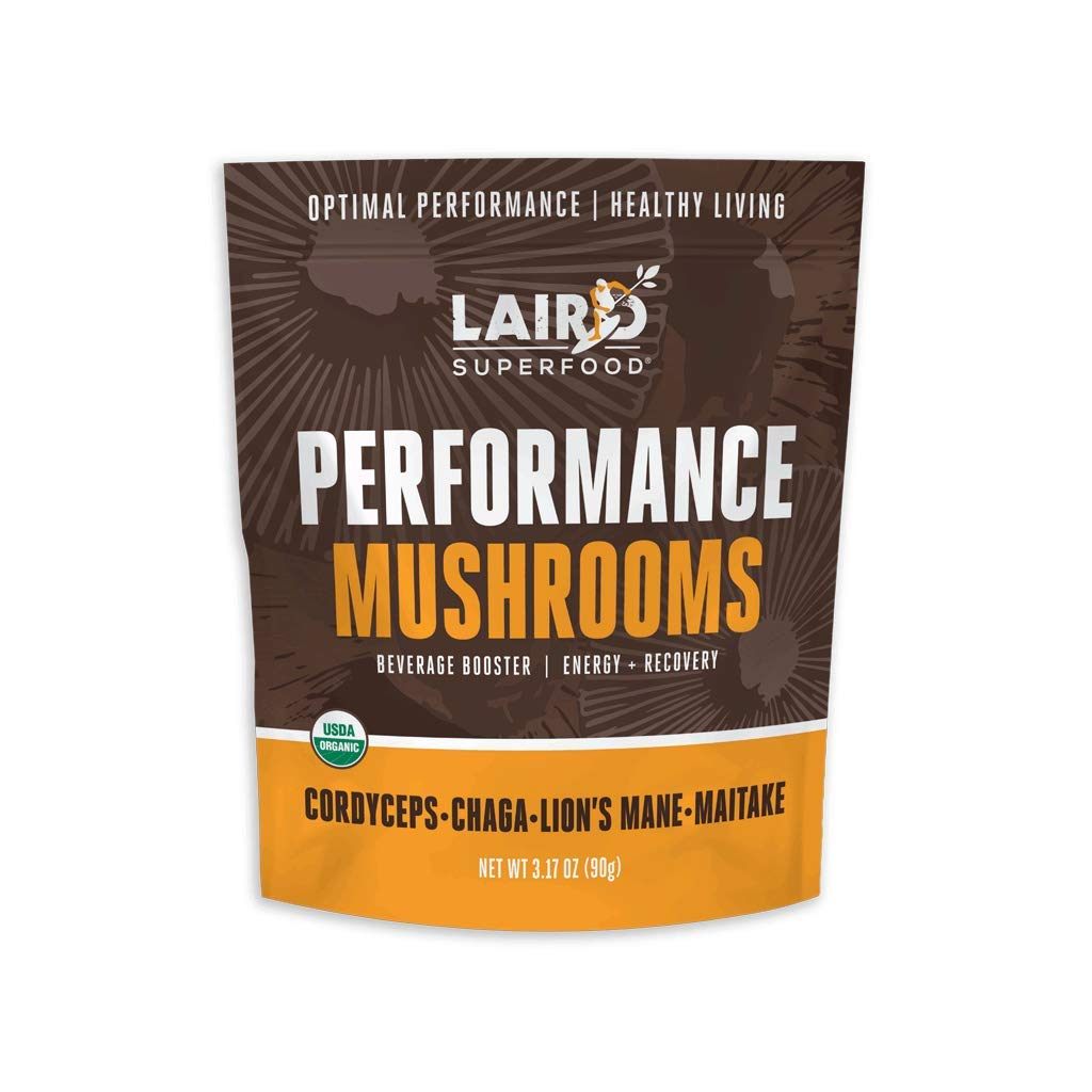Laird Superfood Mushroom Supplement, 3.17 oz