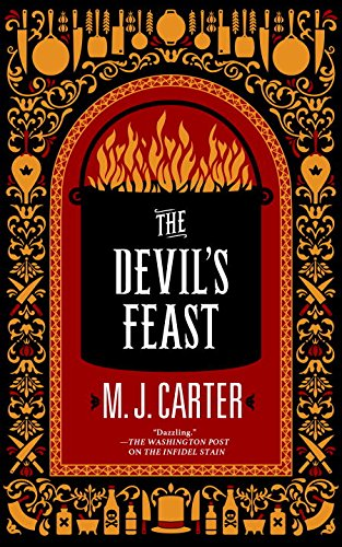 book cover of The Devil\'s Feast