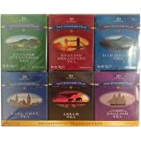 New English Teas Traditional Tea 6 Selection Gift Pack