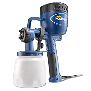 HomeRight Finish Max C800766 Paint Sprayer review