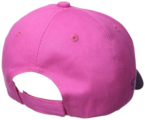 check out 15656 c78cf ... new zealand shopkins little girls dlish donut character 3d pop baseball  cap pink purple age 4