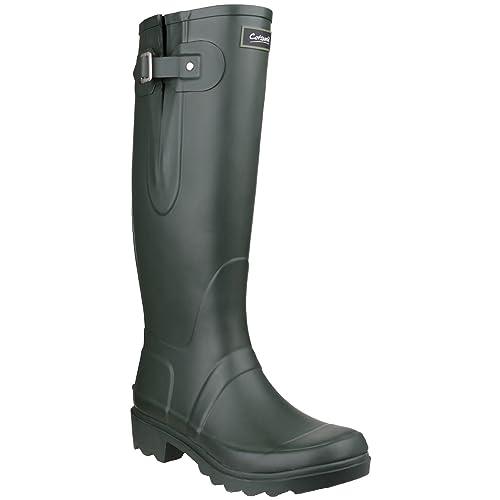 Cotswold Mens & Ladies/Womens Ragley Waterproof Welly Wellington Boots R129nL