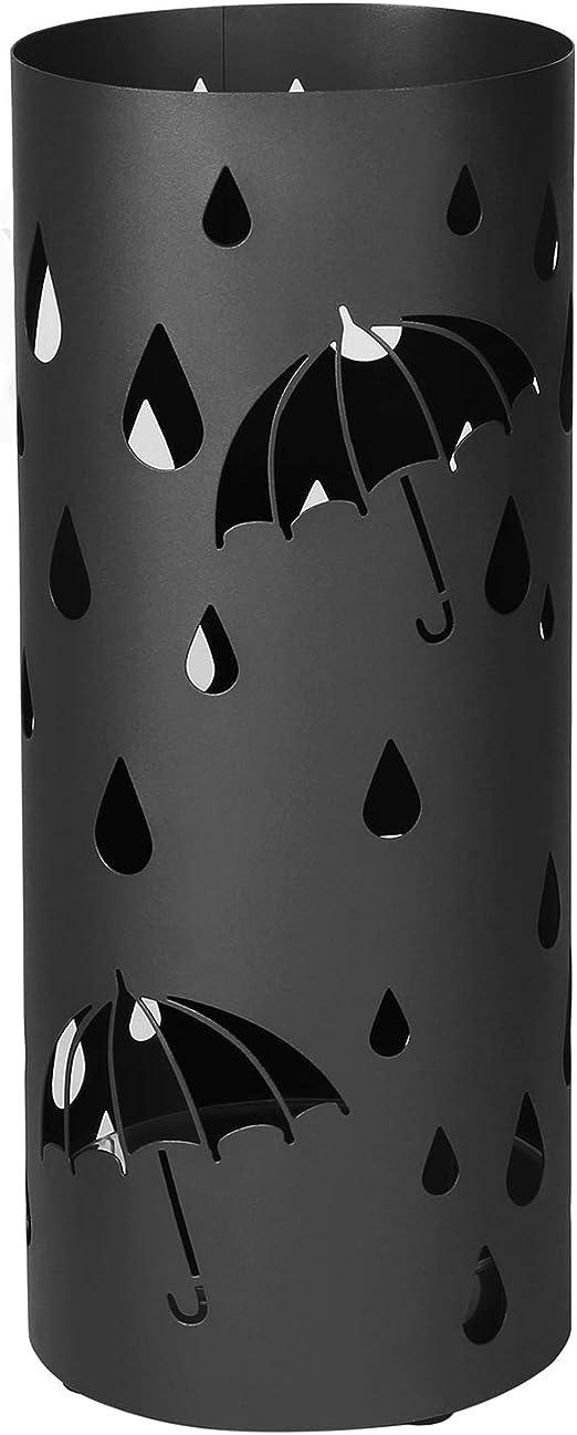 Schirmständer Schirmhalter Regenschirmständer mit Wasserauffangschale SST02sz