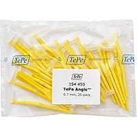 Tepe Angle Interdental Brush 0.7mm 25 Pack Yellow