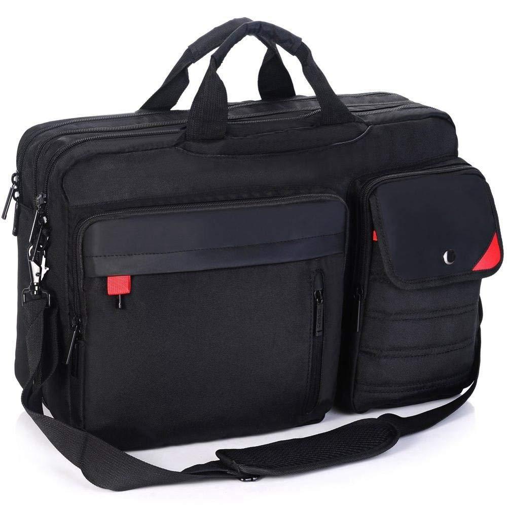 Lianaic Laptoptasche Multifunktions Laptoptasche Für 17 3