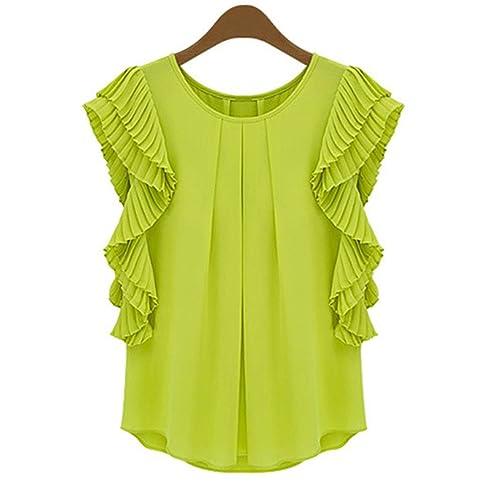 Haroty - Camisas - Asimétrico - para mujer