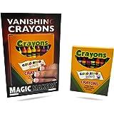 magic makers vanishing crayons magic trick - Coloring Book Magic Trick