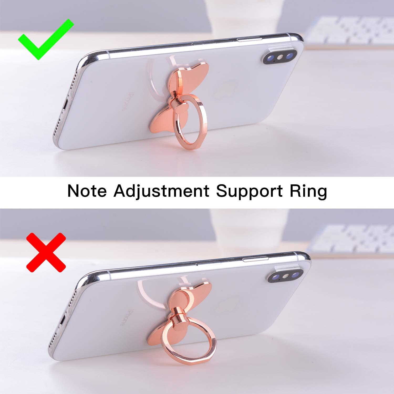 Amazon.com: pzoz - Soporte para anillo de teléfono: JoyceYoung