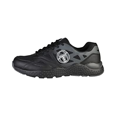 Chaussures Sergio Tacchini noires Casual homme rEhezJ