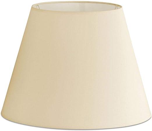 Faro FARO2P0222 - Pantalla cónica para lámpara de mesa Eterna y ...