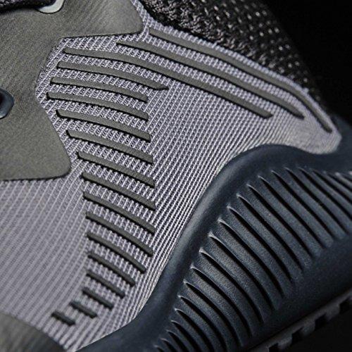 adidas Fortarun K - Zapatos de cordones para niño gris