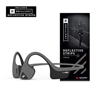 Amazon.com: AfterShokz Air - Auriculares inalámbricos de ...