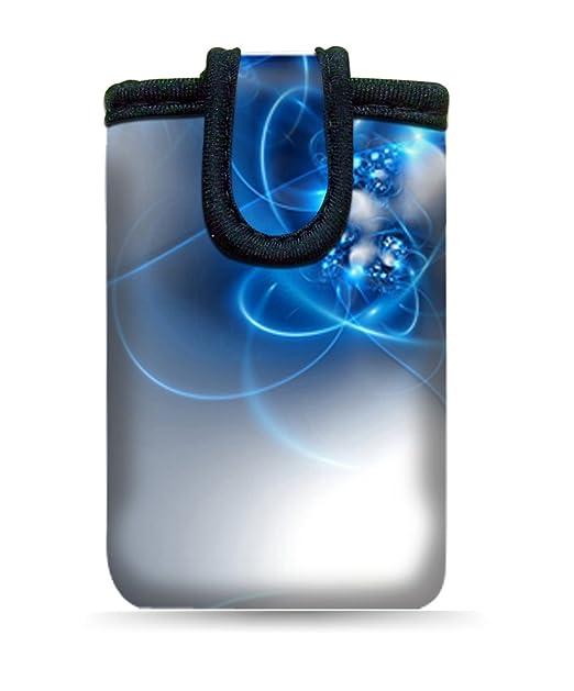 wortek Teléfono Móvil Smartphone Universal Designer - Funda de ...