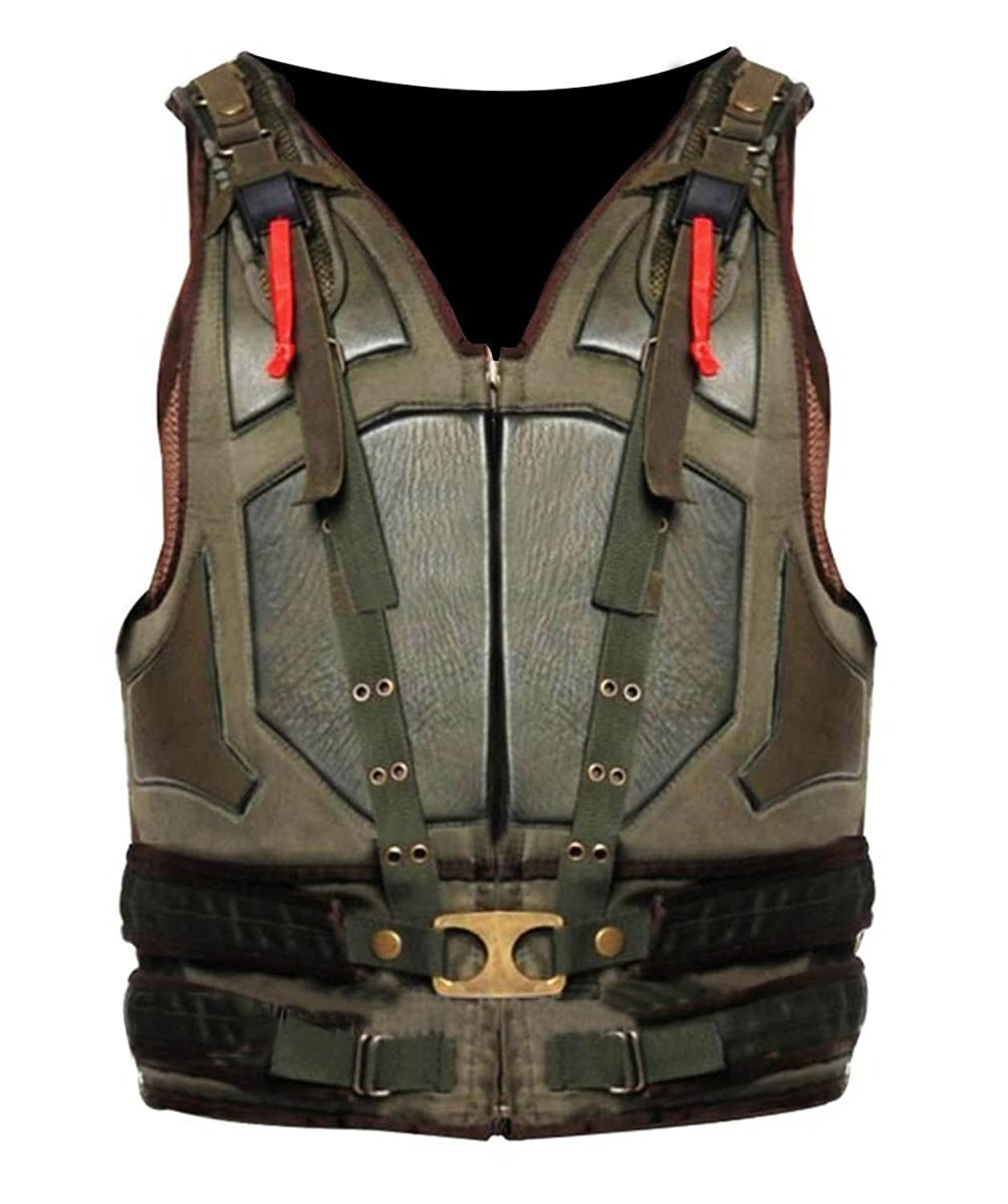 The Dark Knight Rises 2012 Tom Hardy's Bane Leather Vest